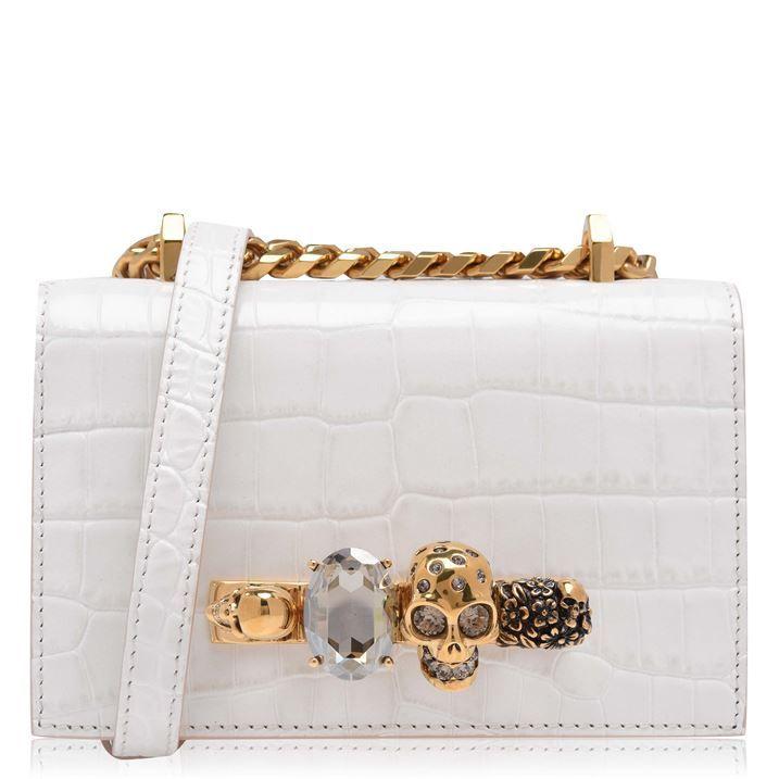 Jewel Knuckleduster Crossbody Bag