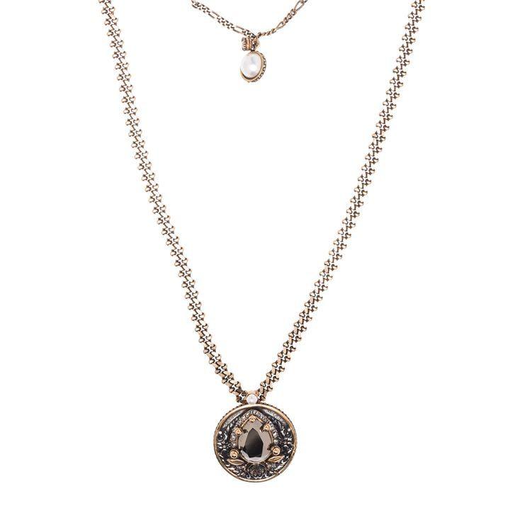 Signature Logo Chain Necklace