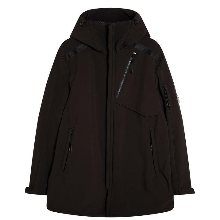 Lens Parka Jacket
