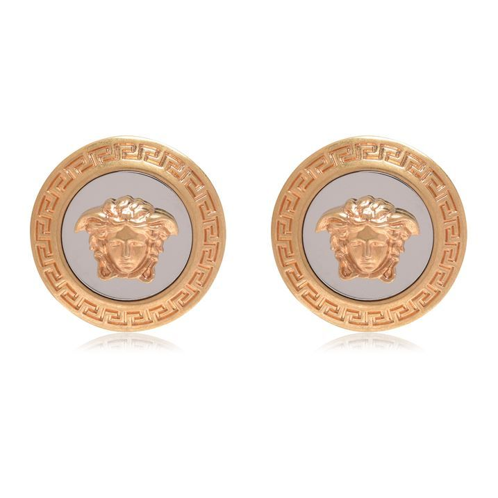 Tribute Medusa Stud Earrings