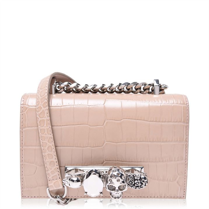 Mini Jewelled Satchel Bag