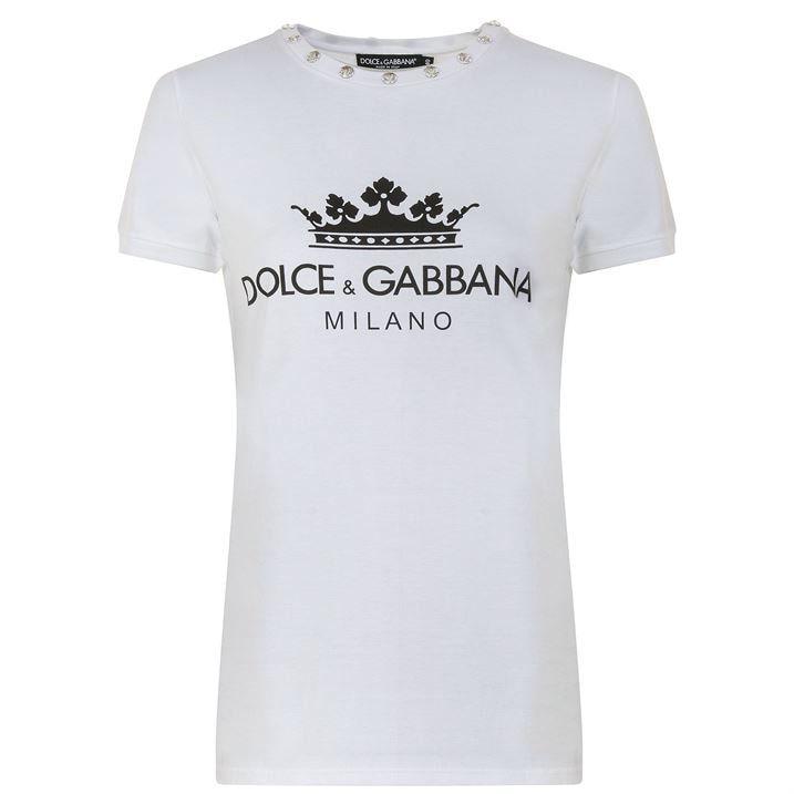 Logo Crown T Shirt