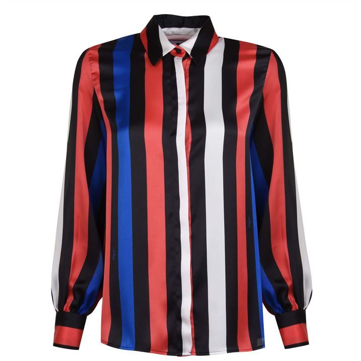 Resort Striped Shirt