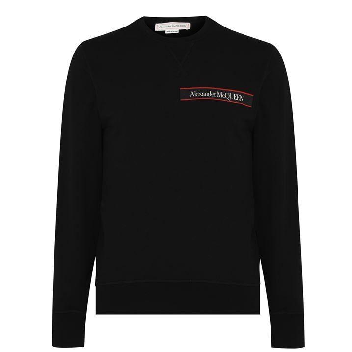 Logo Tape Sweater