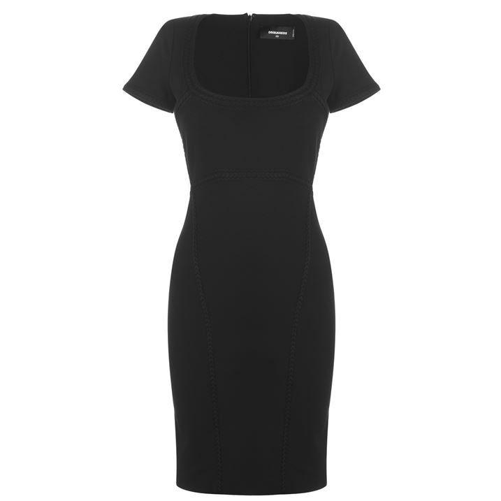 Compact Jersey Dress