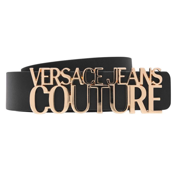 Gold Logo Belt