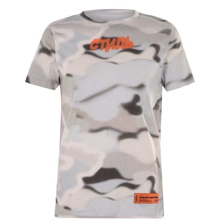 Camo Ctnmb T Shirt