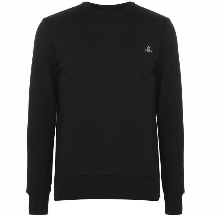 Chest Logo Crew Sweatshirt
