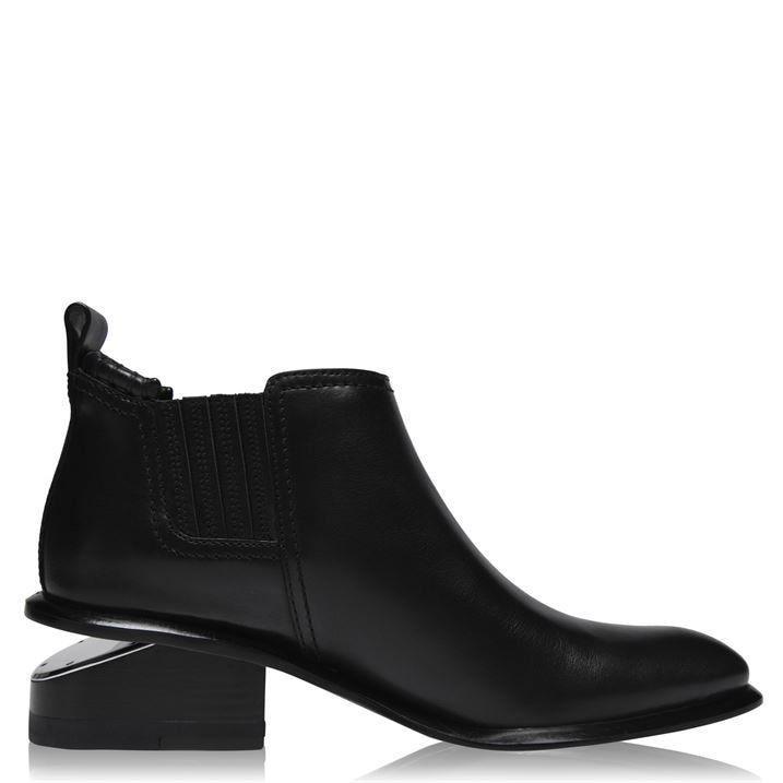 Kori Calf Ankle Boots