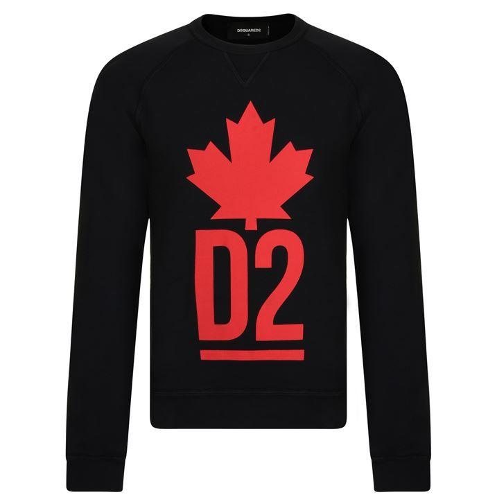 Maple Logo Sweatshirt