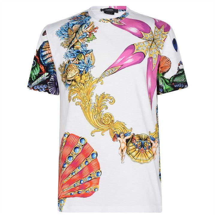 Versace Resort Tee Sn12