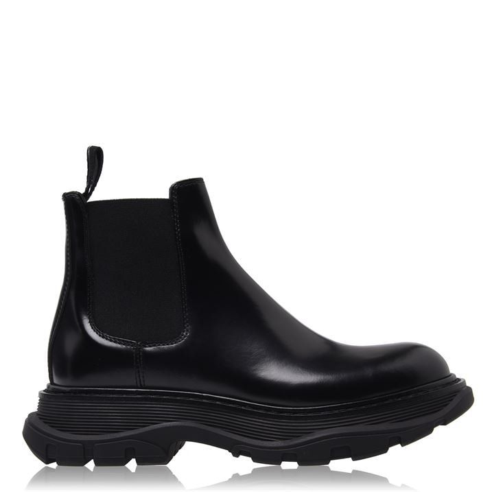 Tread Ankle Boots