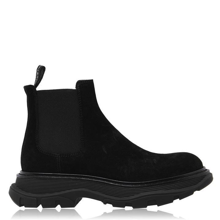 Tread Suede Chelsea Boot