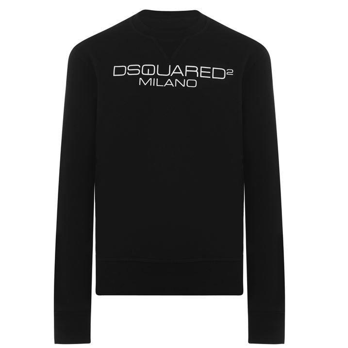 Dsquared2 Milano Logo Sweater