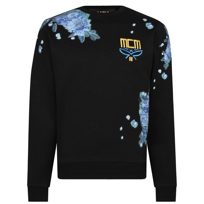Tech Flower Sweater