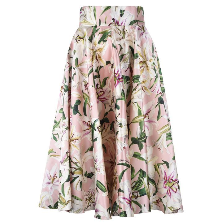 Lilium Midi Skirt