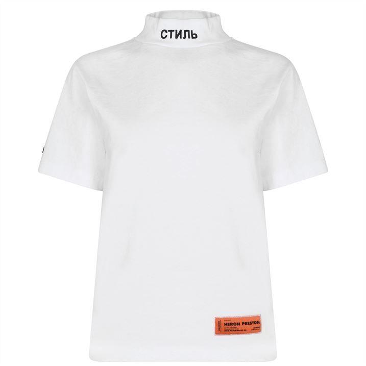 Ctnmb Roll Neck T Shirt