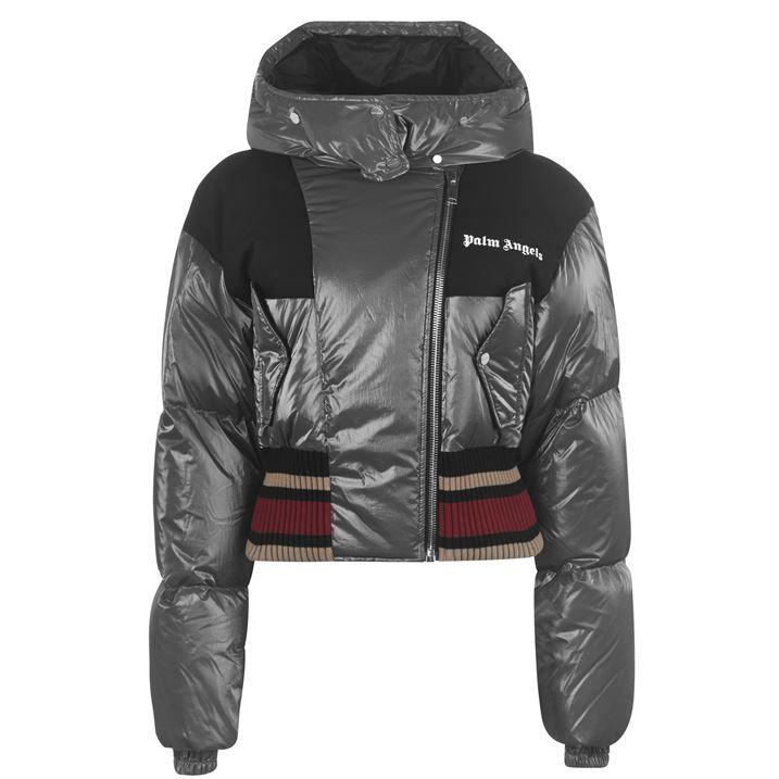 Metallic Down Jacket