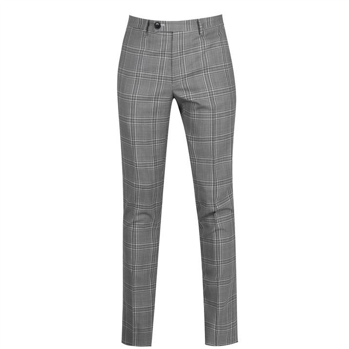 Check Classic Trousers