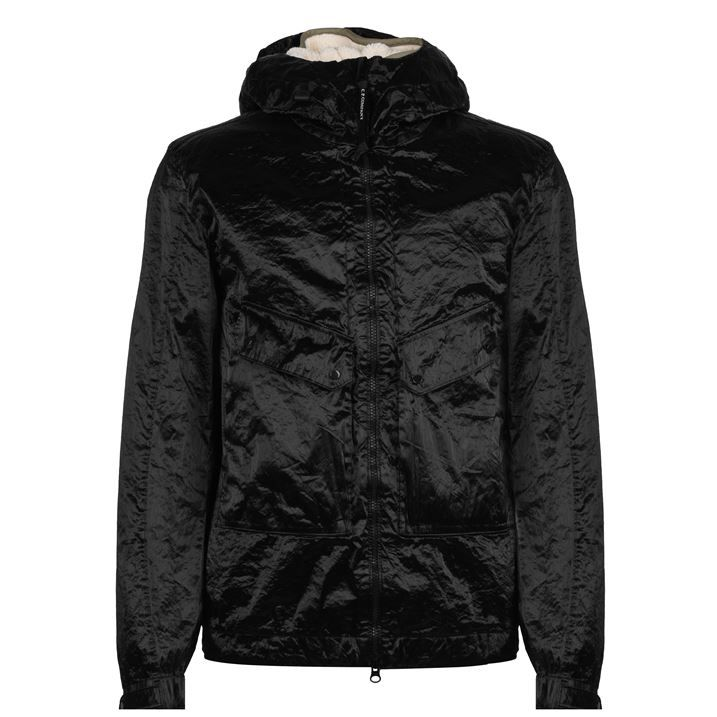 Kan D Candy Hooded Jacket