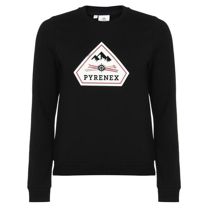Melody Crew Neck Sweatshirt