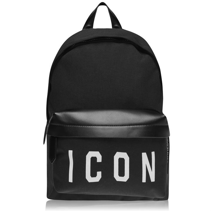 Dsq Icon Backpack Sn00