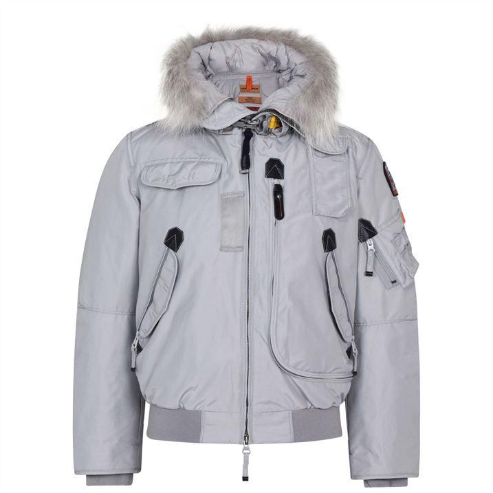 Gobi Fur Bomber Jacket