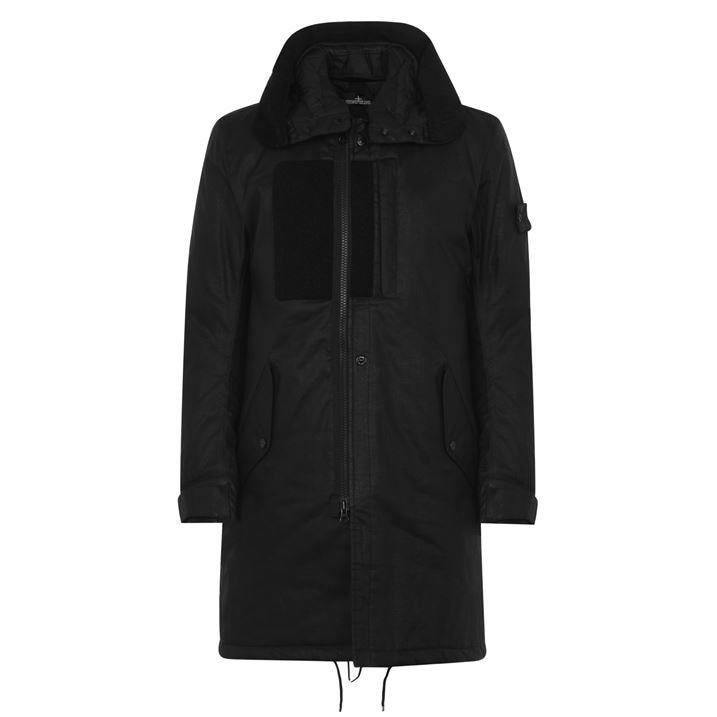 SP Parka Coat Sn04