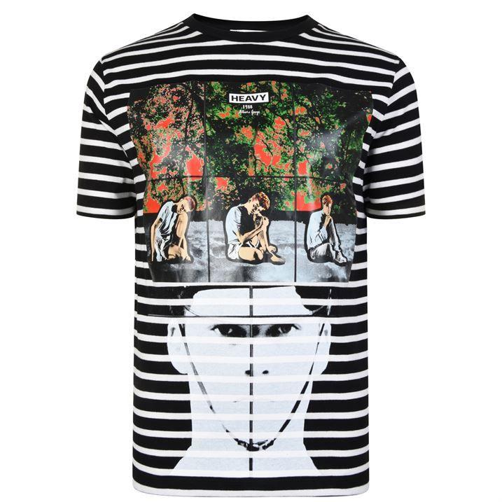 Gilbert And George Print T Shirt
