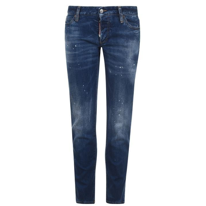 New Icon Jennifer Cropped Jeans