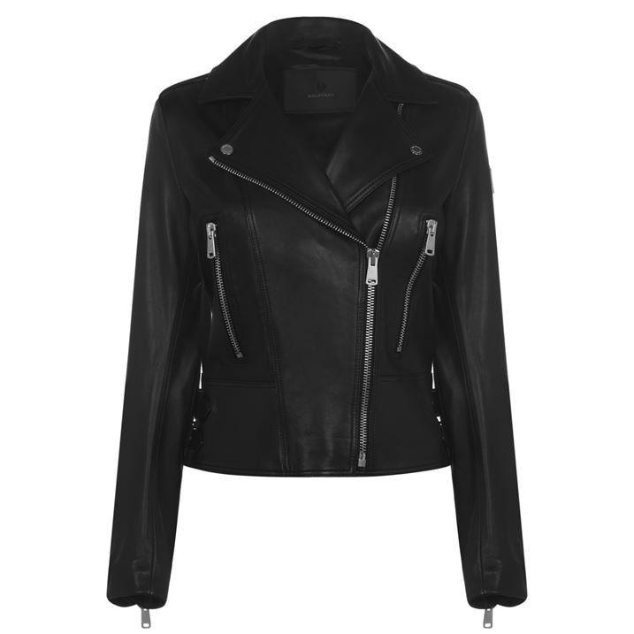 Belstaff Marving Leather Jacket