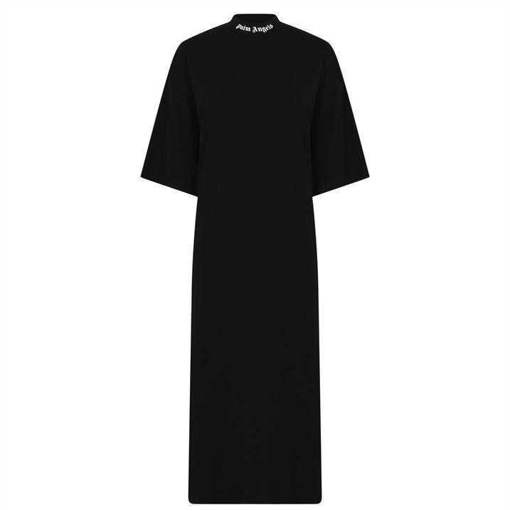 Palm Angels Maxi T Shirt Dress