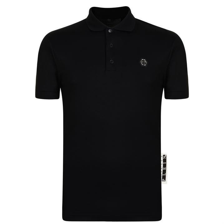 Basic Logo Polo Shirt
