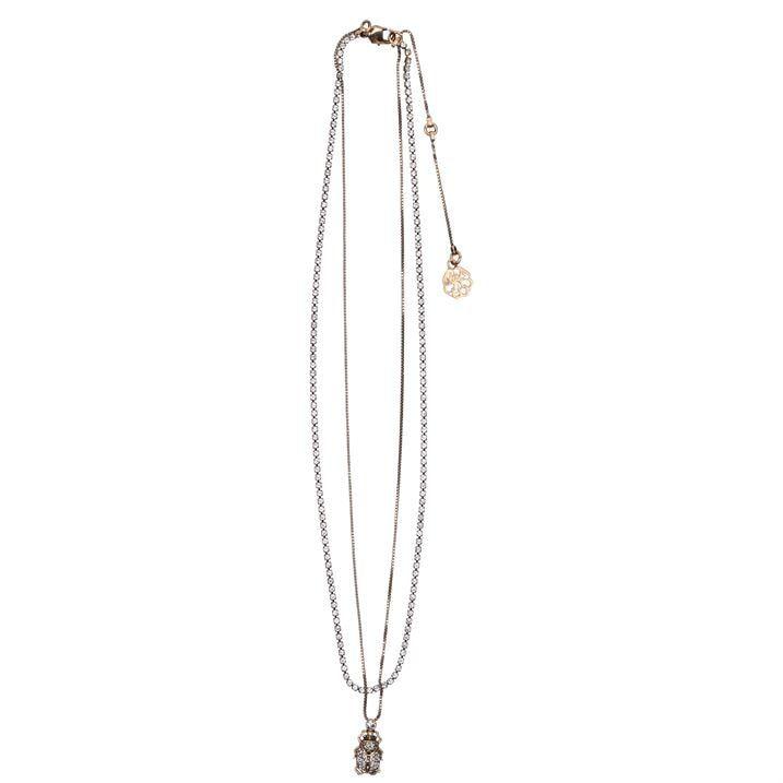 Beatle Necklace