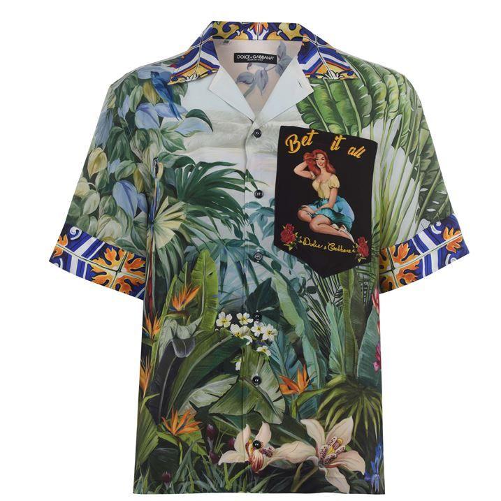 Pinup Tropical Shirt