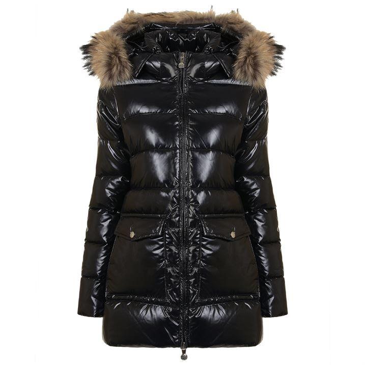 Authentic Shiny Coat