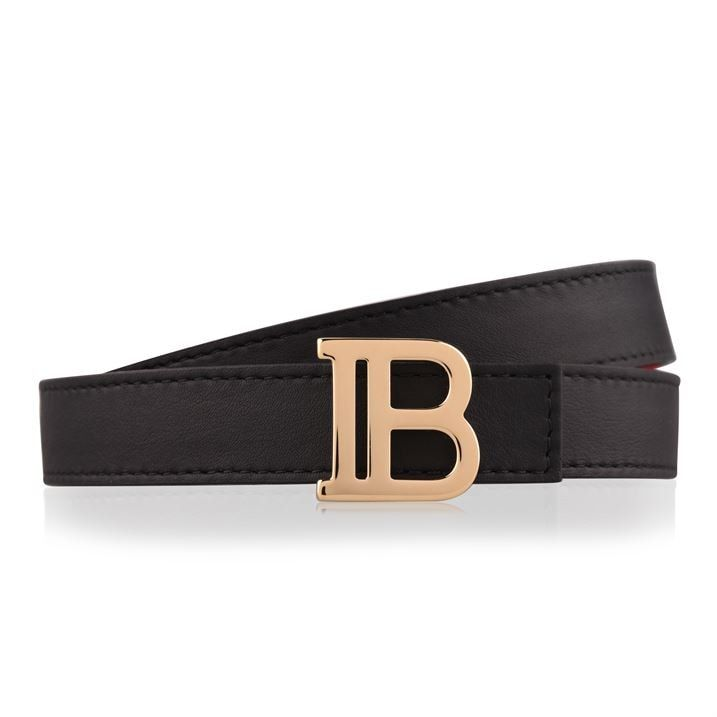 2 Cm Reversible Leather Belt