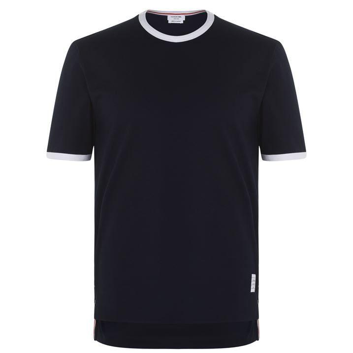 Short Sleeve Ringer T Shirt