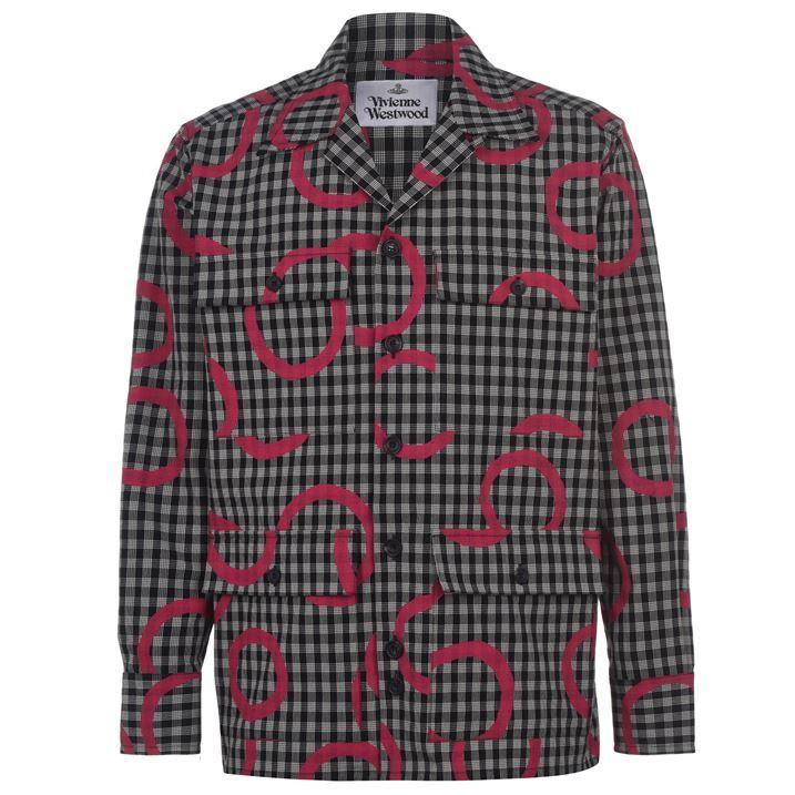 Pino Print Jacket