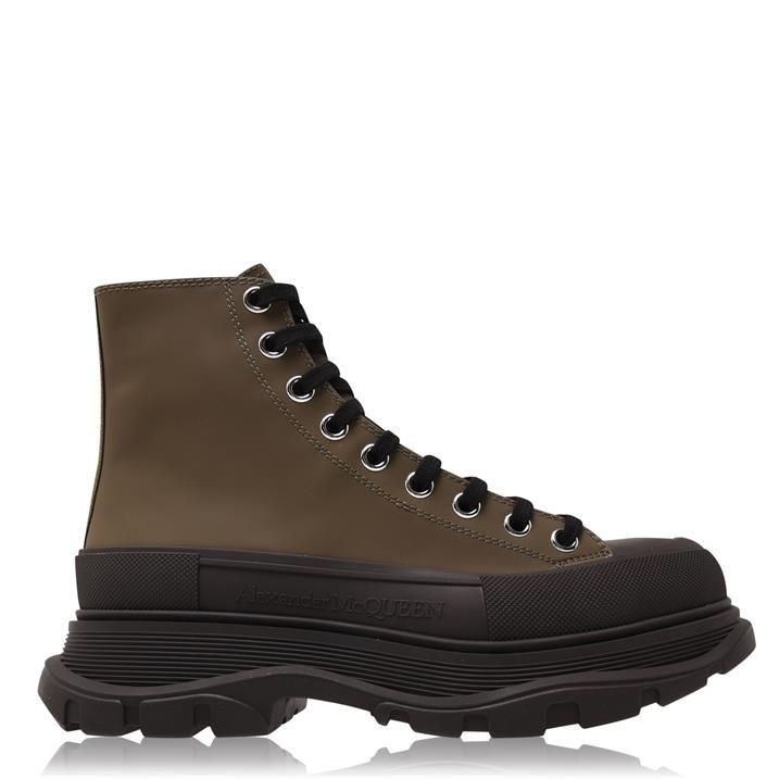 Tread Slick High Top Boots
