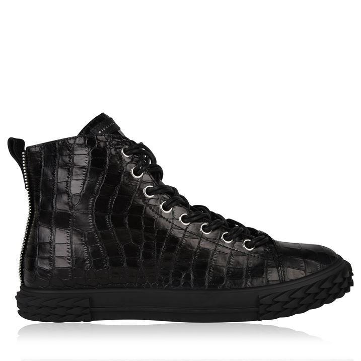 Blabber Crocodile Texture Boots