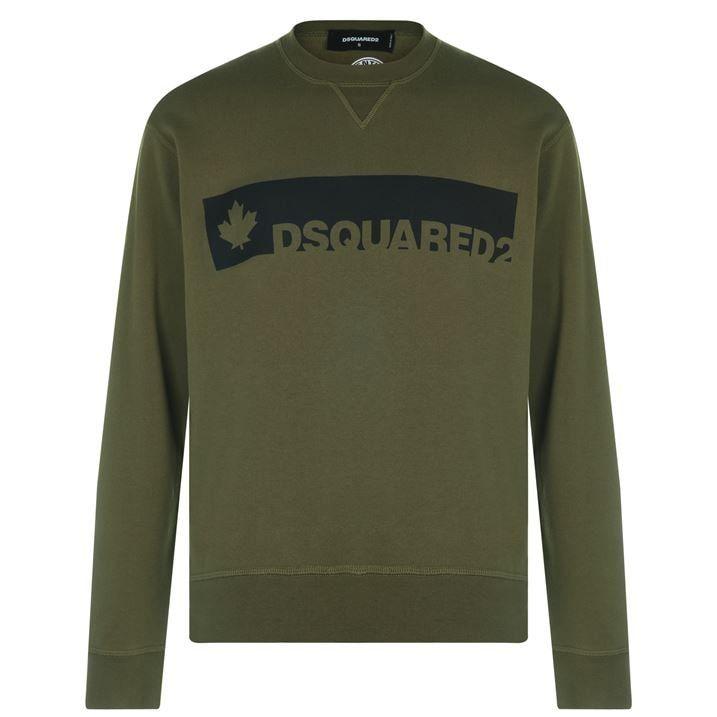 Long Sleeved Logo Sweatshirt