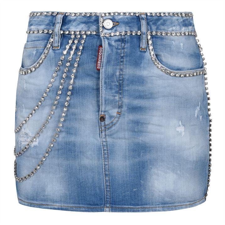 Dalma Light Skirt