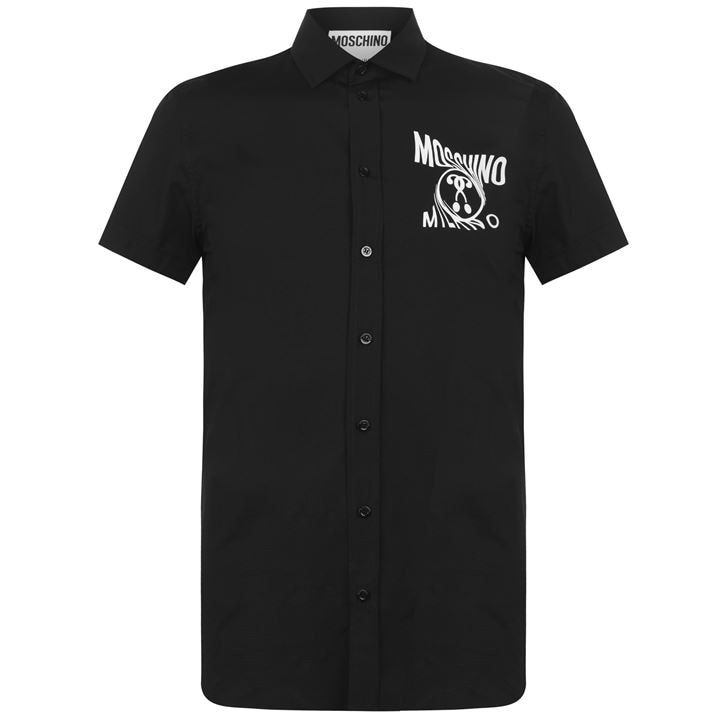 Scream Short Sleeved Shirt