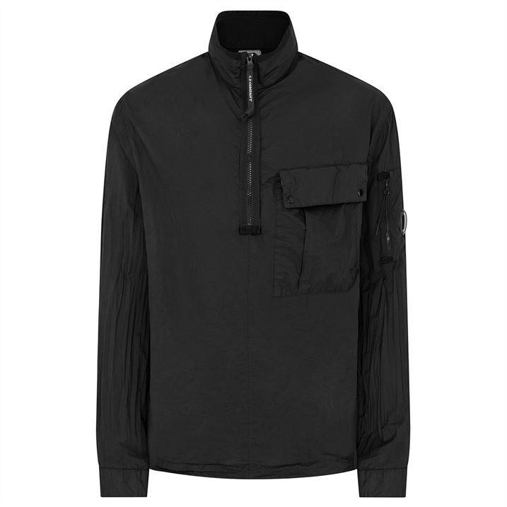 Company Pocket Popover Rain Jacket