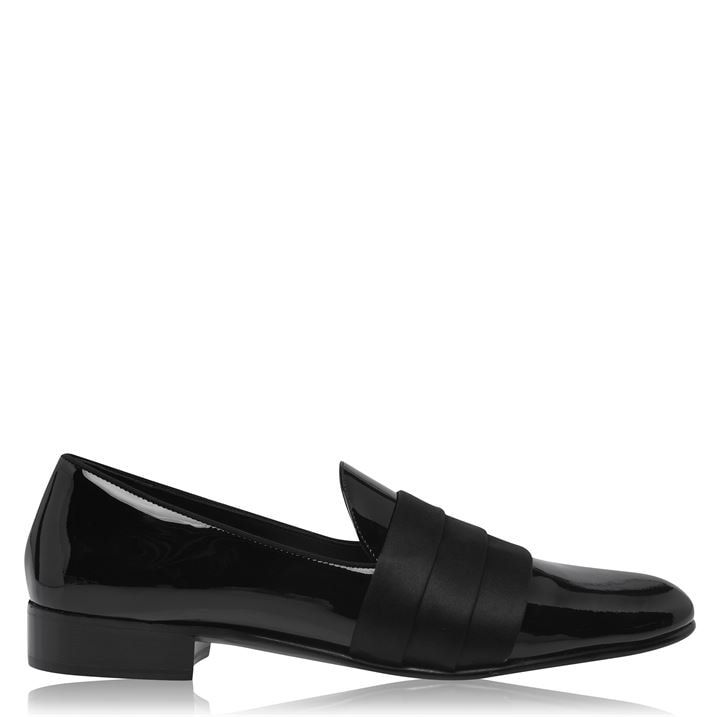 Patent Band Loafers
