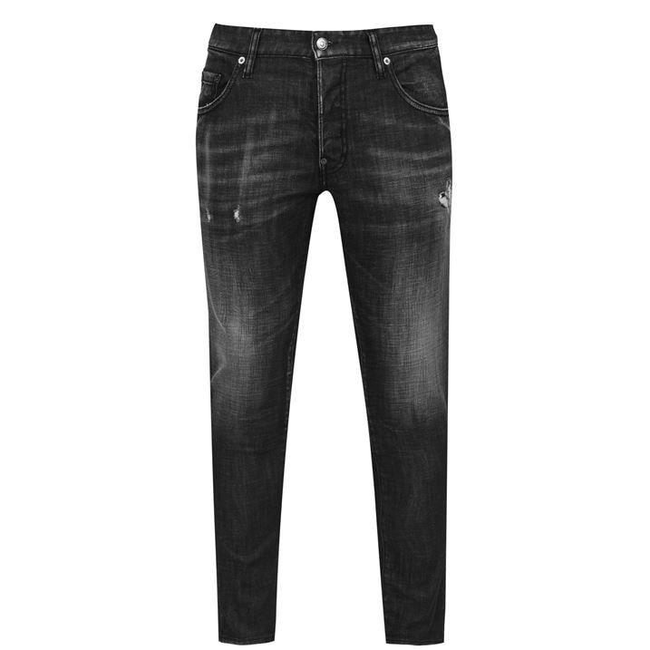 Dark Skater Jeans