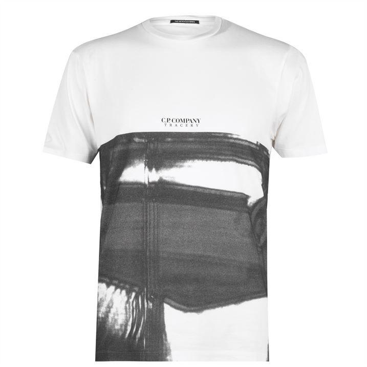 Short Sleeved Metropolis 2 T Shirt