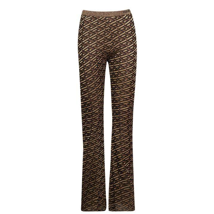 La Greca Metallic Trouser