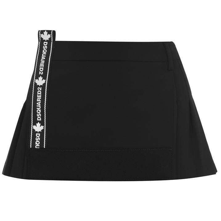 Tape Mini Skirt